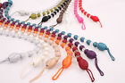CRYSTAL BEADED MODERN CURTAIN ROPE TIE BACKS/ TIEBACKS DECORATIVE HOLDBACK