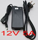 AC/DC LED Power Adapter 12V 5A 6A 7A 8A 10A for 5050/3528 LED Light or CCTV New