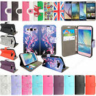 New Multicolored Leather Magnetic Book Flip Case Cover For Various Models+Stylus