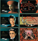 STAR TREK THE NEXT GENERATION SEASON TWO SINGLE EMBOSSED CARDS
