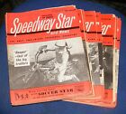 SPEEDWAY STAR AND NEWS MAGAZINE VARIOUS ISSUES 1963