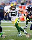 Clay Matthews Green Bay Packers 2014 NFL Action Photo (Select Size)