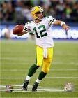 Aaron Rodgers Green Bay Packers 2014 NFL Action Photo (Select Size)