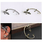 1pcs New MEN'S Jewelry Punk Plug Dragon Earrings Cuff Earrings NEW Hot Sale