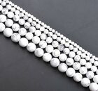 """16"""" Natural Gemstone Round Spacer Loose Beads 10MM Pick Assorted"""