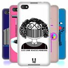 HEAD CASE BARCODE PLAY SILICONE GEL CASE FOR BLACKBERRY Z30