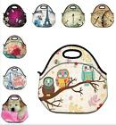 Many Kids Insulated Lunch box Food Bag Handbag lunchbox Cooler warm Pouch Tote