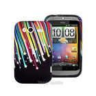 Silicone TPU Gel Bumper Case Cover Sleeve Skin For The HTC Wildfire G8