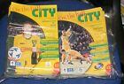 NORWICH CITY HOME PROGRAMMES 1998-1999