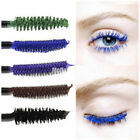 Mascara Blue Purple Brown Gradient Colorful Curling Eyelash Cosmetic 5 Colors