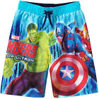 MARVEL AVENGERS AGE of ULTRON Bathing Suit Swim Trunks Boys Size 4/5 or 6/7  $25