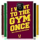 HEAD CASE FUNNY WORKOUT STATEMENTS SILICONE GEL CASE FOR BLACKBERRY PASSPORT