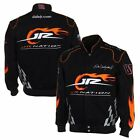 Men's Black JR Nation Twill Jacket
