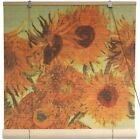 Sunflowers Bamboo Blinds