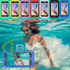 Waterproof Case Touchable Screen Snow Proof Cover For Samsung Galaxy S6 Edge new