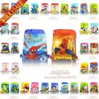 DHL or MES 120PCS Bubble Guppies,Mario Drawstring Backpack Bags School Bags Gift