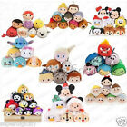 """3.5"""" LOVELY Tiny Plush Doll Mini Toy Tsum Key Accessories Phone Screen Wipe New"""
