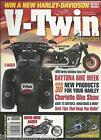 V Twin motorcycle magazine Haley Davidson Daytona Bike week Charlotte bike show