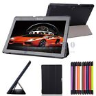 """New Ultra Slim Leather Case Cover for 10.1"""" 2015 Lenovo Tab 2 A10-70 Tablet PC"""