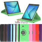 360 Rotate PU Leather Cover Stand Case for 8 inch Samsung Galaxy Tab A T350 New