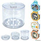 LUCI LIGHT LED SOLAR POWERED RECHARGABLE INFLATABLE - CAMPING HIKING BACKPACKING