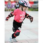 3Colors Skating Knee Elbow Wrist Protective Guard Pad Set For Children Kids - CB