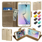 Kickstan Flip Leather Wallet Case Cover Purse Case For Apple iPhone/Galaxy /Note