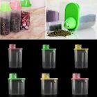 1.8/2.5 L Plastic Dry Food Cereal Pasta Storage Dispenser Rice Container Box
