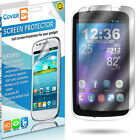 Lot New HD Ultra Clear Anti Glare LCD Screen Protector Cover for BLU Tank 4.5