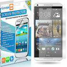 Lot New HD Clear LCD Screen Protector Cover for HTC Desire 816
