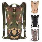 Mens Rucksacks Outdoor Camping Bag Military Camo Backpack Hiking Trekking NU