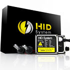 XENON HID CONVERSION KIT H1 HB4 9006 H7 4300K 6000K 10000K 35W