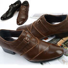 New Brand New Mens Famous Casual Dress Formal Shoes Multi Colored