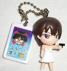 Bandai School Rumble Key Chain Keychain Mascot Swing Figure Part 1