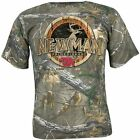 Men's Chase Authentics Realtree Camo Ryan Newman All Over T-Shirt