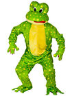 Adults Green Cute Frog Fancy Dress New Party Charity Animal Mascot Costume New