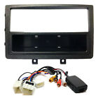 Nissan 350z Single / Double Din Fascia Car Stereo Fitting Kit Steering Controls