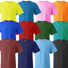 10 Pack Fruit Of The Loom Kids Tee T Shirt Multipack 100% Cotton New