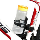 Quick Release Bike Handlebar Mount Water Bottle Cage Holder Rack Bicycle Cycling