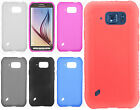 For At&t Samsung Galaxy S6 Active CANDY Gel Flexi Skin Case Phone Cover