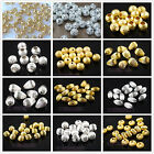 31Styles Metal Silver/Gold Plated DIY Charms Craft Findings Loose Spacer Beads