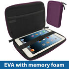 Purple Hard EVA Case Cover for Apple iPad Mini 1st, 2nd Gen Retina & New Mini 3