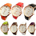 UK CH Fashion Cheap Womens Watches Quartz Battery Crystal Luminous Pointer Sale