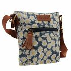 Miso Womens Ladies Mini A Body Handbag Shoulder Bag Flower Print