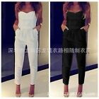 New Fashion Womens Sexy Rompers Women Jumpsuit Playsuit Club Bodysuits Rompers
