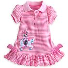 DISNEY STORE MINNIE MOUSE PIQUE KNIT POLO DRESS & MATCHING BLOOMERS FOR BABY