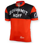 GOUDSMIT HOFF RETRO VINTAGE CYCLING TEAM BIKE JERSEY by ROGELLI