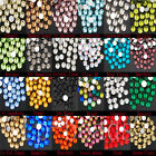High Quality Crystal Flatback Non Hot Fix Rhinestones 1440pcs 10Gross Nail Art