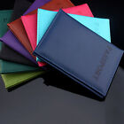 NEW Passport Holder Faux Leather Travel Passport Cover Card Case Holder TB B1