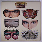 HUGHES THRALL: Hughes Thrall LP (inner sleeve, disc nearly new!) Rock
